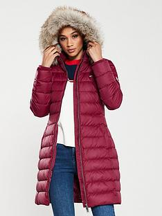 tommy-jeans-essential-hooded-down-coat-red