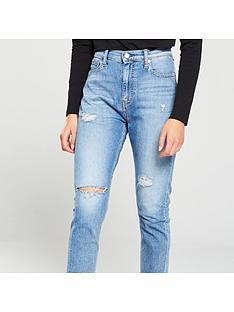 calvin-klein-jeans-high-rise-slim-ankle-jean-blue