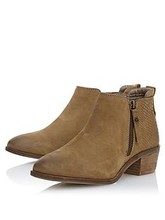 dune-london-putnam-reptile-embossed-cropped-ankle-boots-taupe