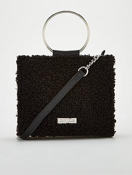 carvela-fluffy-circle-handle-tote-bag-black