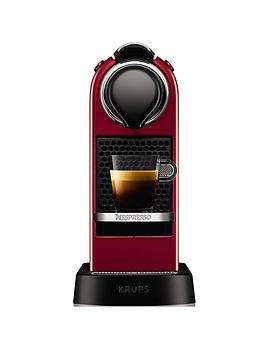 nespresso-nespresso-by-krups-citiznbspxn741540nbsppod-coffee-machine-cherry-red
