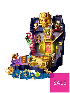 treasure-x-kings-gold-doom-tomb-playset