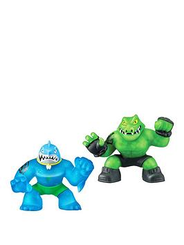 heroes-of-goo-jit-zu-heroes-of-gootijzu-versus-pack-thrash-vs-rock-jaw
