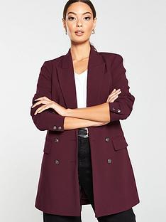 v-by-very-longline-military-jacket-berry
