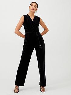 gina-bacconi-velvet-jumpsuit-black
