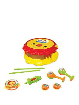 fisher-price-fisher-price-lion-musical-band-set