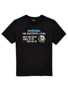 diesel-boys-short-sleeve-graphic-print-t-shirt-black