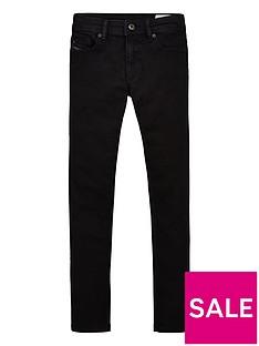 diesel-boys-sleenker-skinny-jeans-black