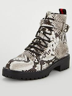 v-by-very-natasha-chunky-lace-up-hiker-boot-snake-print