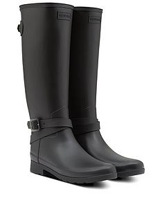 hunter-hunter-refined-back-adjustable-wankle-strap-welly