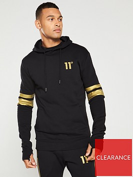 11-degrees-double-stripe-pull-over-hoodie