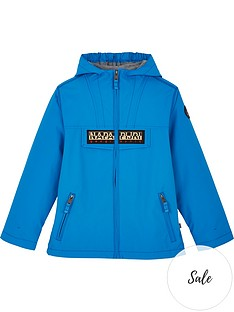 napapijri-boys-zip-throughnbsprainforestnbspjacket-bluenbsp