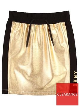 dkny-girls-metallic-jersey-skirt