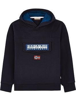 napapijri-boys-burgee-pocket-front-hoodienbsp--navy