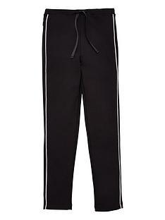 barbour-international-girls-track-pants-black
