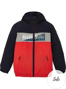 napapijri-boys-zip-throughnbspcolourblocknbspjacket-navy