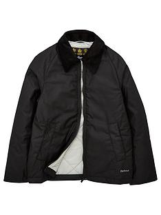 barbour-boys-winter-waxed-munro-jacket-black