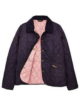 barbour-girls-classic-liddesdale-quilted-jacket-navy
