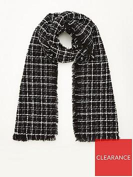 v-by-very-lurex-check-scarf