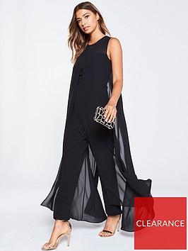 wallis-split-front-jumpsuit