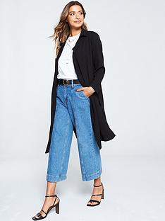 wallis-daisy-waterfall-duster-black