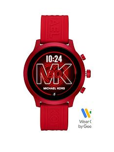 michael-kors-michael-kors-mkgo-full-display-red-dial-red-silicone-strap-smart-watch