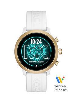 michael-kors-michael-kors-mkgo-full-display-gold-dial-white-silicone-strap-smart-watch