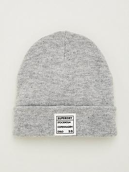 superdry-scandi-street-beanie-grey