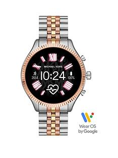 michael-kors-michael-kors-lexington-full-display-dial-tri-tone-stainless-steel-bracelet-smart-watch