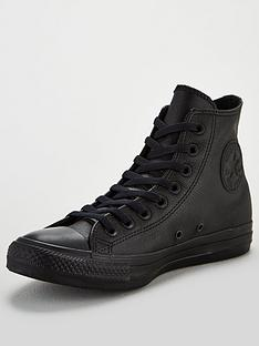 converse-chuck-taylor-all-star-leather-hi-topsnbsp--black