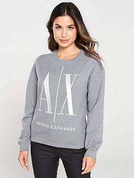 armani-exchange-sweatshirt-grey