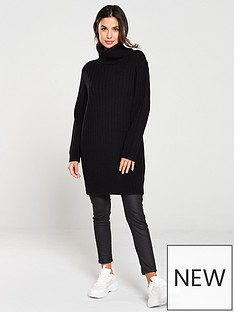 armani-exchange-long-jumper-black