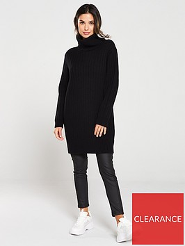 armani-exchange-long-jumper-black