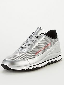 armani-exchange-low-cut-logo-trainers-silver