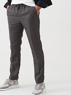 v-by-very-smart-check-trouser