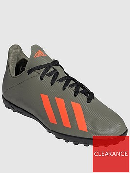 adidas-junior-x-194-astro-turf-football-boot-green