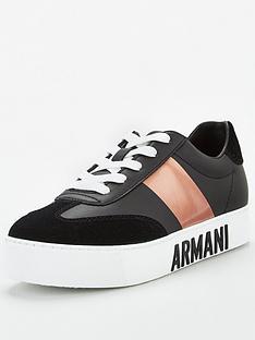 armani-exchange-leather-trainers-black