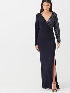 lauren-by-ralph-lauren-bellamy-sequin-long-gown-navy