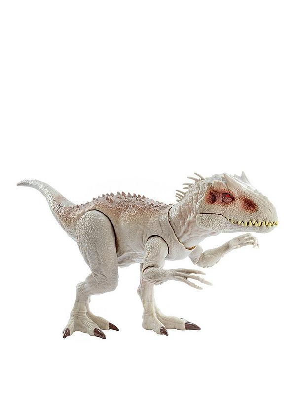 Destroy and Devour Indominus Rex