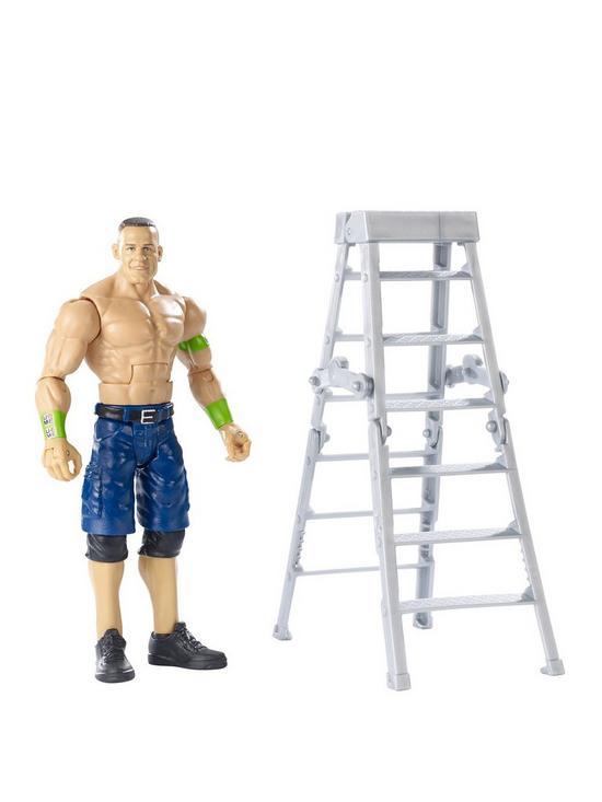 Wrekkin John Cena With Ladder