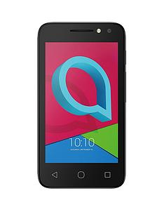 alcatel-u3-2019-black
