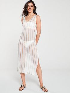 river-island-river-island-knitted-beach-midi-dress-white