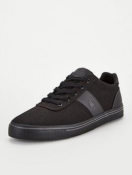 polo-ralph-lauren-hanford-canvas-trainers-black