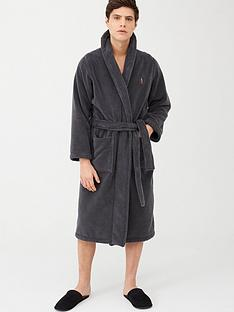 polo-ralph-lauren-shawl-collar-robe-grey