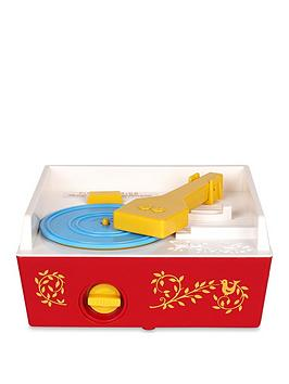 Fisher Price Classic Record Player - Yesterday's Classics - For Kids Of Today