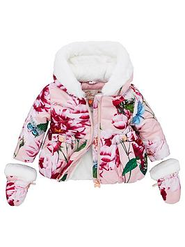 baker-by-ted-baker-baby-girls-floral-padded-coat-pink