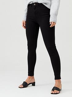 v-by-very-reflextrade-high-waist-super-skinny-jean-ndash-black