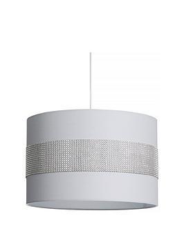 lacey-diamante-band-lightshade