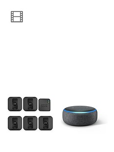 amazon-blinknbspxt2-5-camera-system-with-echo-dot-3rd-gen-charcoal