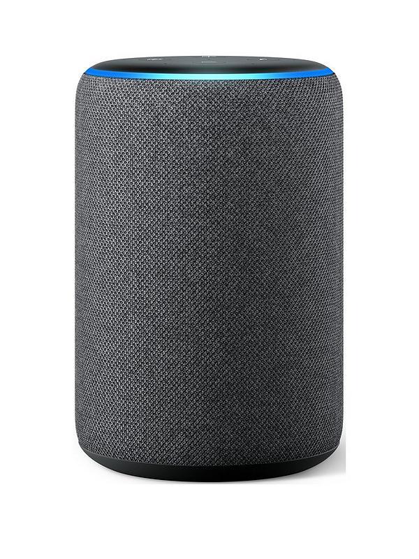 Amazon Amazon Echo 3rd Gen With Alexa Very Co Uk
